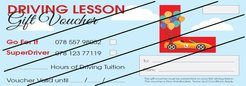 Go For It Girl Gift Vouchers in Aston