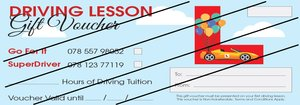 Go For It Girl Gift Vouchers in Barnsley